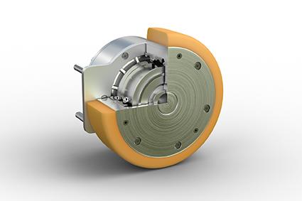 Efficient Drive Solution For Autonomous Industrial Trucks Heinzmann Electric Motors